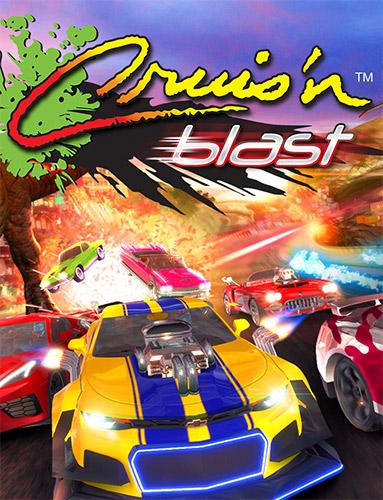 Cruis'n Blast – v1.07.24191 + Yuzu/Ryujinx Emus for PC