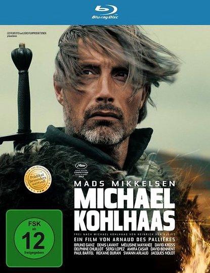 Благородный грабитель / Михаэль Кольхаас / Michael Kohlhaas (2013) HDRip-AVC от ExKinoRay | iTunes