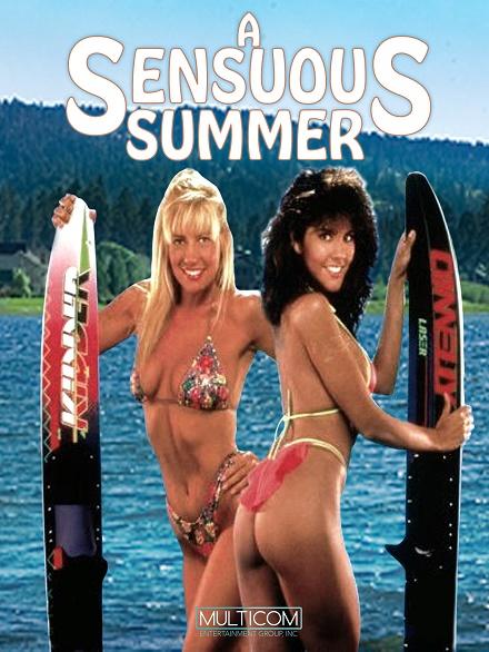 Чувственное лето / A Sensuous Summer (1991) WEBRip | P, A