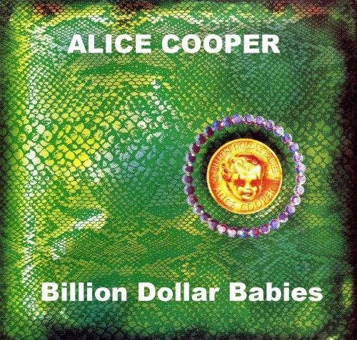Alice Cooper - Billion Dollar Babies [24-bit Hi-Res] (1973/2012) FLAC