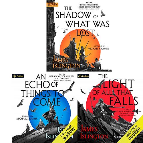 The Licanius Series Book 1-3 - James Islington