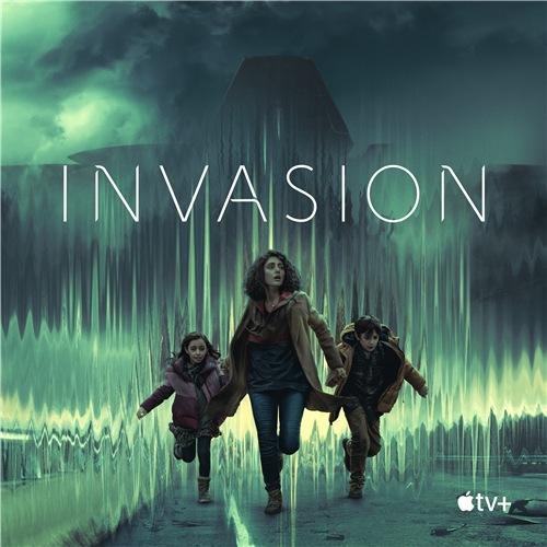 Вторжение / Invasion [Сезон: 1, Серии: 1-3 (10)] (2021) WEB-DL 1080p | Невафильм