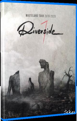 Riverside - Wasteland Tour 2018-2020 (2020, Blu-ray)