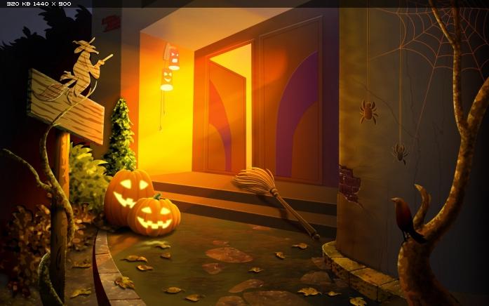 Праздники, подарки, веселье, гулянки!  Хеллоуин.