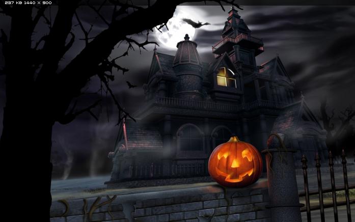 Дом потерянных душ / Хэллоуин.