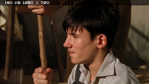 Хребет дьявола / The Devil's Backbone / El espinazo del diablo (2001) BDRip 720p
