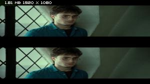Гарри Поттер и Дары смерти: Часть 2 3Д / Harry Potter and the Deathly Hallows: Part 2 3D Вертикальная анаморфная