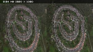 Британия и Ирландия с воздуха (сезон 1) в 3Д / Britain & Ireland from the Sky (Season 1) 3D Горизонтальная анаморфная