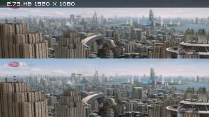 LG Demo Disc 3D / LG Demo Disc 3D Вертикальная анаморфная