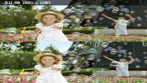 Самсунг Демо 3Д (2) / Samsung Demo 3D (2) Вертикальная анаморфная
