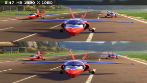 Мультачки: Байки Мэтра. Аэро-Мэтр в 3Д / Mater's Tall Tales: Air Mater 3D