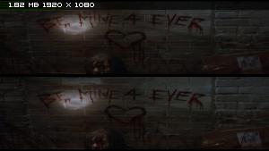 Мой кровавый Валентин в 3Д / My Bloody Valentine 3D Вертикальная анаморфная