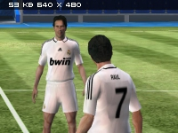 Real Madrid. The Game [PAL] [Wii]