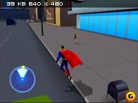 Superman: Shadow of Apokolips [NTSC] [GC]