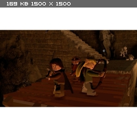 LEGO The Lord of the Rings [PAL] [Wii]