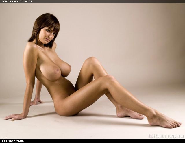 фото супер моделей ню