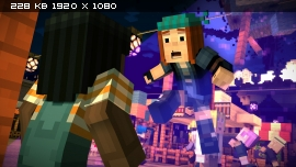 [Android] Minecraft: Story Mode - v1.13 (2015) [Action, Adventure, RUS]