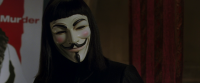 «V» значит Вендетта / V for Vendetta (2005) BDRip 720p от NNNB | D, P2, A