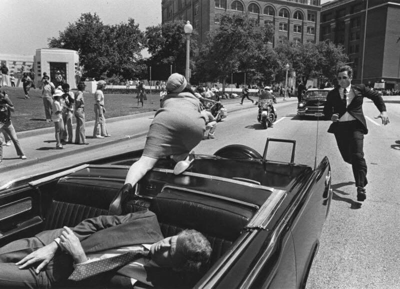 an examination of the assassination of john f kennedy An uncertain justice: examination of the eyewitness and photographic evidence in the assassination of john f kennedy [william graden thornbro] on amazoncom free shipping on qualifying offers.