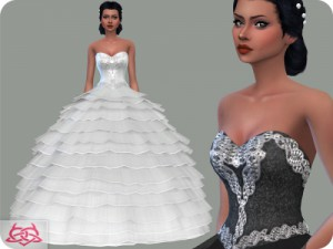 Формальная одежда, свадебные наряды - Страница 16 Ae2ab95b6da0f75b7394f715356be8b4