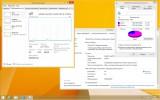 Windows 8.1 Pro 19036 SZ by Lopatkin (x86-x64) (2018) Rus