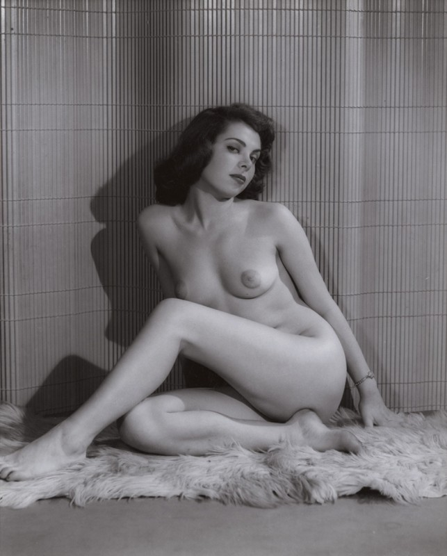 Hollywood model nude
