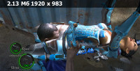 Cyber Sheva Capoeira Style Bio Suit C87d9c6263ac76102f9e12706169a8e6
