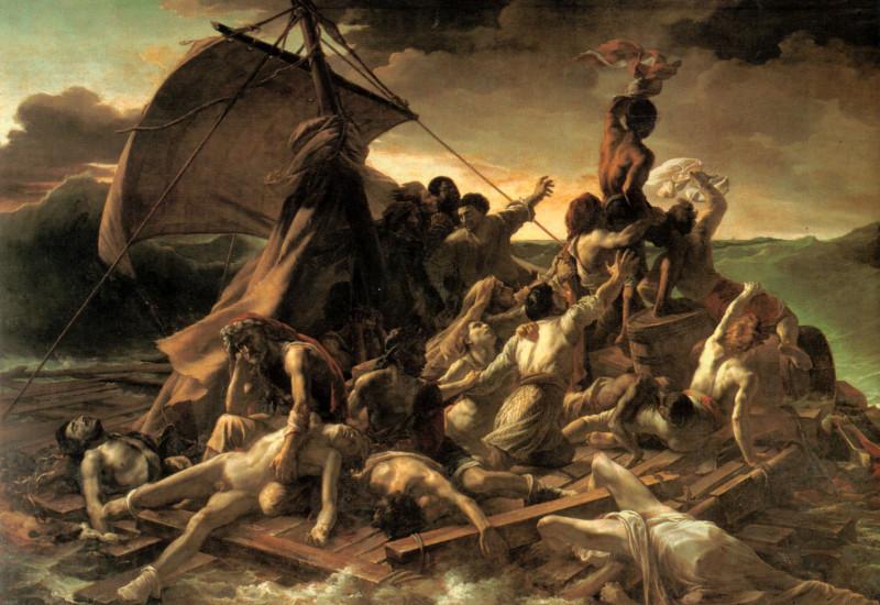 15 малоизвестных фактов о скандальной картине Теодора Жерико «Плот Медузы»