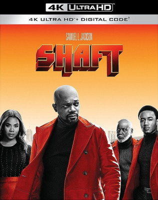 Шафт / Shaft (2019) UHD BDRemux 2160p | 4K | HDR