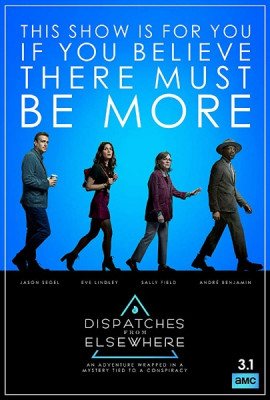 Послания из другого мира / Dispatches from Elsewhere [Сезон: 1, Серии: 1 (10)] (2019) WEBRip 720p от Kerob