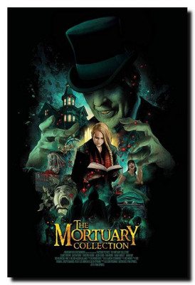 Погребальные байки / The Mortuary Collection (2019) BDRip 720p | iTunes