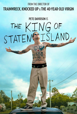 Король Стейтен-Айленда / The King of Staten Island (2020) BDRip 1080p