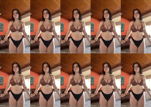 49ef58dd0cd51d904722f1e0cd351c51 - Tiktok Erotic Video Babe With Huge Tits In A Bikini [720p / 2.85 MB]