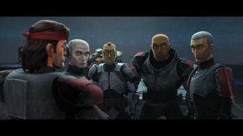 Звёздные войны: Бракованная партия / Star Wars: The Bad Batch [Сезон: 1, Серии: 1-12 (16)] (2021) WEBRip 1080p от NewComers